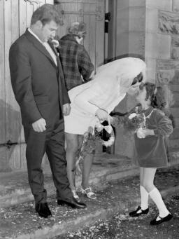 """Wedding"" Annwen Jones - John Alwyn Pritchard No 1 - November 29th 1969 thumbnail"