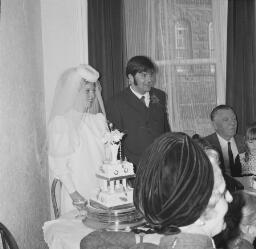 Music Society Bowydd - Wedding Morgan at N W Hotel - Susan - Maentwrog Group - Medwen Roberts Carmel - Unidentified Passport - Oct-69 thumbnail