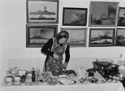 Pormeirion Cooking Demonstration By Mrs. Bobby Freman - Apr-77 thumbnail