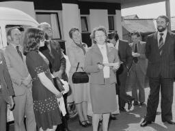 Williams Tax office Llan, Ysgol Hafod Lon Fourcrosses - May-77 thumbnail